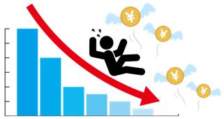売上や利益が上がらない原因を組織面から考えると気づく事って?